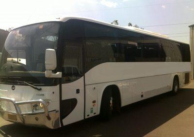 53 Seat Luxury Coach